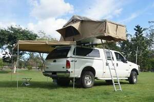SHERPA ROOF TOP TENT   BATWING 270 DEGREE AWNING Willow Vale Gold Coast North Preview