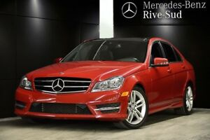 2014 Mercedes-Benz C-Class 4MATIC--PANORAMIC SUNROOF#AVANTAGARDE