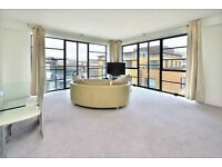 New Wharf Road Islington N1 9RW, Vacant 2 double bedroom flat in gated waterside development to rent