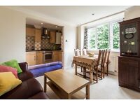 Lovely top-floor, bright and airy, 2 bed flat - short walk to Boscombe beach