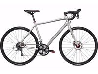 Trek CrossRip Comp Cyclocross Bike 2016 Silver 56cm Large