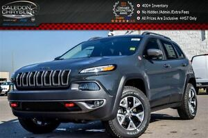2017 Jeep Cherokee New Car Trailhawk|4x4|Navi|Safety Group|Bluet