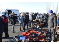 Fishing Tackle, new & used chandlery at the Essex Boat Jumble Sunday 25th Feb