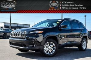 2018 Jeep Cherokee Latitude|4x4|Safety Tac|Bluetooth|Backup Cam|