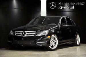 2013 Mercedes-Benz C-Class C350 4MATIC