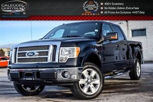 2009 Ford F-150 Lariat|4x4|Sunroof|Bluetooth|Leather|Heated & Ve