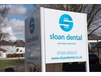 Energetic, enthusiastic Dental Nurse required......