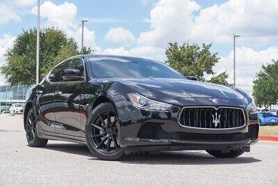 2014 Maserati Ghibli  2014 Maserati Ghibli