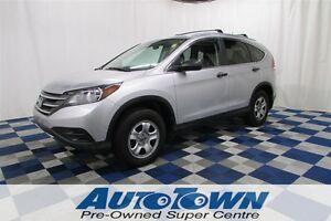 2013 Honda CR-V LX AWD/ HEATED SEATS/ RV CAM/ ECO MODE