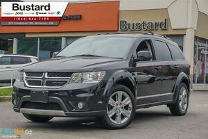 2012 Dodge Journey SXT & Crew | 7 SEATER | DVD | HEATED SEATS |