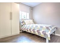 Double room moments from Clapham South tube station!