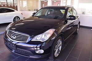 2013 Infiniti EX37 Premium and Navigation Packages