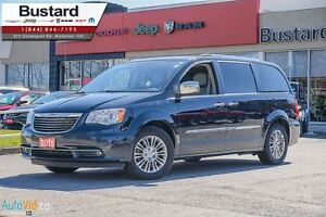 2011 Chrysler Town & Country LIMITED | DVD | LEATHER | HEATED SE