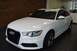 2014 Audi A6 3.0 8sp Tiptronic Technik 8 SPD Tiptronic Trans, S