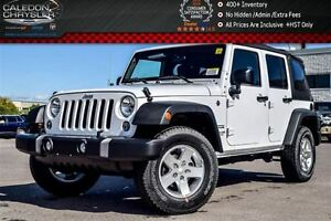2016 Jeep WRANGLER UNLIMITED New Car Sport|4x4|Bluetooth|Aircond