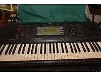 Yamaha PSR-630 Electric Keyboard