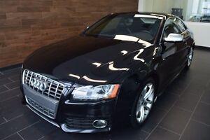 2010 Audi S5 4.2 6sp man Qtro Cpe *Manual* No Accidents, 2 Sets