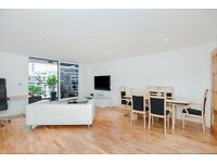 A spacious two double bedroom, two bathroom apartment, Imperial Wharf, SW6