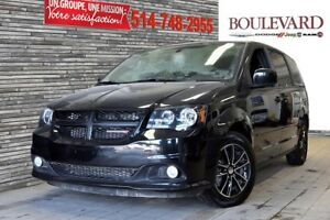 2017 Dodge Grand Caravan GT CUIR CAMERA NAVI PORTES ELECTRIQUE