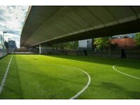 Weekly casual 8-a-side football in Paddington. Everyone welcome to play!