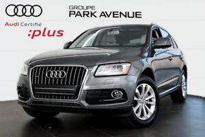 2015 Audi Q5 2.0 TFSI TECHNIK ! NOUVEL ARRIVAGE !