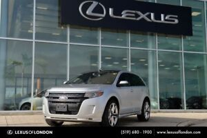 2011 Ford Edge Sport * NAVIGATION PANORAMIC ROOF