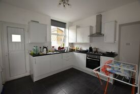 modern kitchen renovated throughout 2 bed house to let in BB11 Burnley