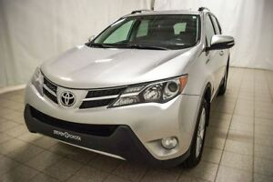 2013 Toyota RAV4 Limited AWD, Cuir, Gr. Electrique, Toit ouvrant