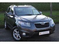HUGE SPEC 4X4 (60)Hyundai Santa Fe 2.2 CRDi Premium 5dr (5 seats)** 1 OWNER**FULL SERVICE HISTORY**