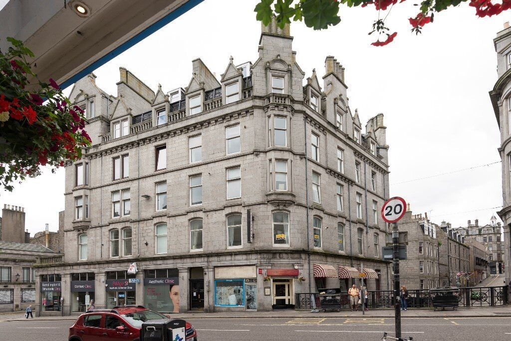 AMPM ARE PLEASED TO OFFER THIS 3BED HMO PROPERTY IN ABERDEEN CITY CENTRE - P1028