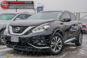 2015 Nissan Murano SL-ACCIDENT FREE-LOW KM'S AND LOADED!!!
