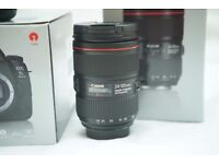Canon EF 24-105mm f/4L IS II USM lens *Brand new, never been used, unwanted gift*