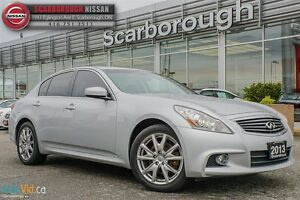 2013 Infiniti G37X Sport-A.W.D.-ACCIDENT FREE-LOADED!!!!