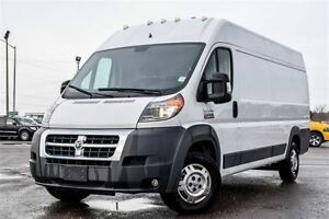2016 Ram ProMaster 3500 3500|High Roof|Backup Cam|Bluetooth|Keyl