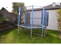 Trampoline 8ft heavy duty
