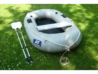 Plastimo one person Rubber Dinghy