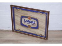 Labatt Pub Mirror (DELIVERY AVAILABLE)