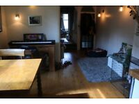 Bright and sunny victorian garden first floor flat suitable for a family or professional couple