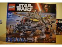Lego star wars 75157 AT-TE