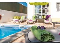 Villa with Pool Sunny Algarve Winter Let **