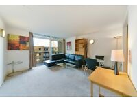 ** SPACIOUS 1 BED APARTMENT WITH PRIVATE BALCONY GYM POOL IN CANARY WHARF, SOUTH QUAY, E14 -AW