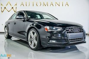 2013 Audi S4 NAV | CPO WARRANTY UNTIL 2022 | FULL OPTIONS