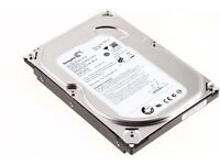 3.5 inch SATA & IDE PATA & SSD HHD Hard Drive for desktop cheap from £10 80 160 250 320 500 GB