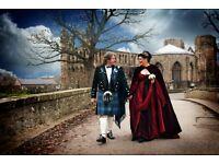 Videographer, Photographer, Cameraman, videography, Photography, wedding, DJ. Arabic, Scottish.