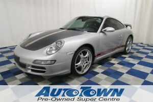 2005 Porsche 911 Carrera/NO ACCIDENTS/SUNROOF/LEATHER