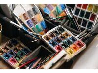 StART Painting Watercolour Landscapes
