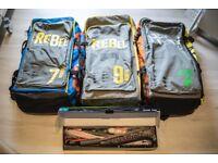 North Rebel 7m New, North Rebel 9m used, North Rebel 7m used, NKB 5 line Trust Bar New