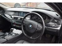 BMW 5 SERIES 2.0 520D SE 4 Door Saloon AUTO 181 BHP (black) 2012