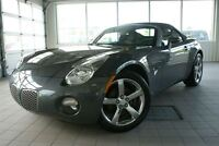 2009 Pontiac Solstice CONVERTIBLE ** IMPECCABLE ** CUIR ** MAGS