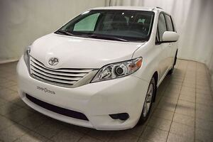 2016 Toyota Sienna LE, 8 Passagers, Roues en Alliage, Camera Ret